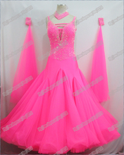 Ballroom Dance Dress Costume,Ballroom Dress,Dance Dress,Tango Dance Dress,Wholesale