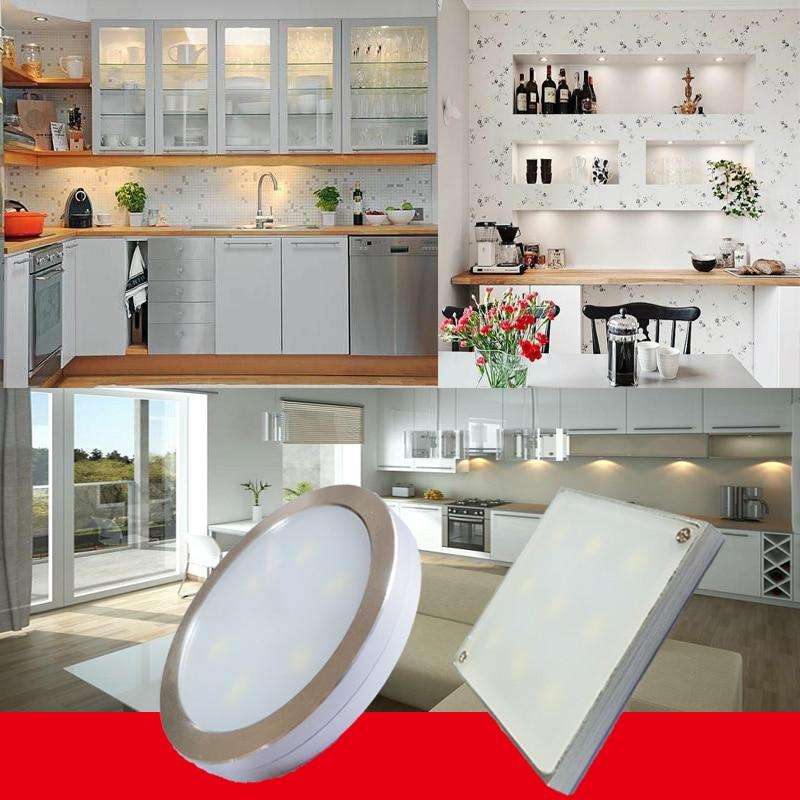 Led Under Cabinet Surface Mounted Light: Aliexpress.com : Buy Ultra Thin LED Under Cabinet Lights
