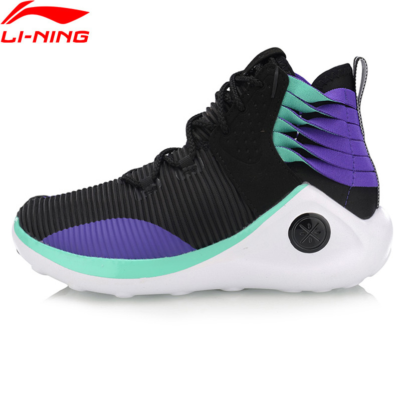 Li Ning Women ESSENCE INFINITE Wade Culture Shoes Breathable Wearable LiNing Fitness Sport Shoes Sneakers AGWP006