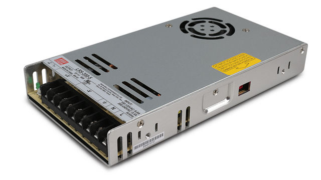 LRS-350-5;5V/350W meanwell switch mode led power supply;AC100-240V input;5V/350W output