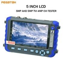 цена на CCTV Tester Support 5MP AHD  4MP CVI 5MP TVI CCTV Camera Test  Security Camera tester Support UTC control PTZ AHD TVI Camera