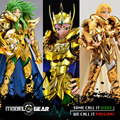 IN STOCK S-Temple ST Metal Club MC MetalClub Model Aries Mu Shion OCE Saint Seiya Metal Armor Myth Cloth Gold Ex Action Figure