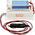 Новый Генератор Озона Керамическая Плита DC12v 7 г Воздуха Автомобиля Портативный Генератор Озона Воздуха Стерилизатор