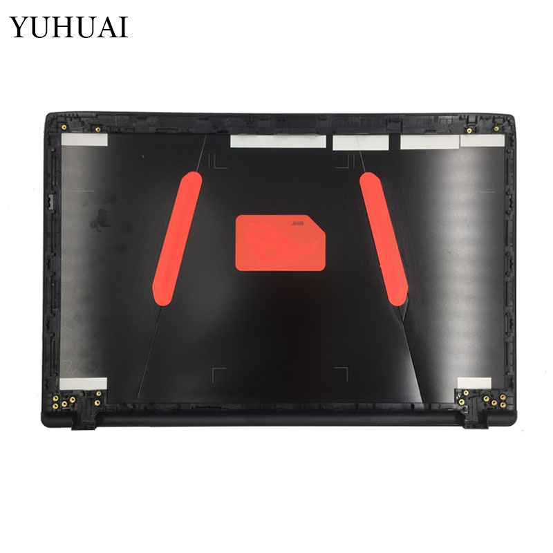 Laptop LCD Top Cover For ASUS GL502 Series GL502 GL502V GL502VS GL502VY GL502VT A shell new for asus gl502 gl502vm gl502vs gl502vy gl502vt gl502vs ds71 gl502vm ds74 lcd back cover top case a shell black silver