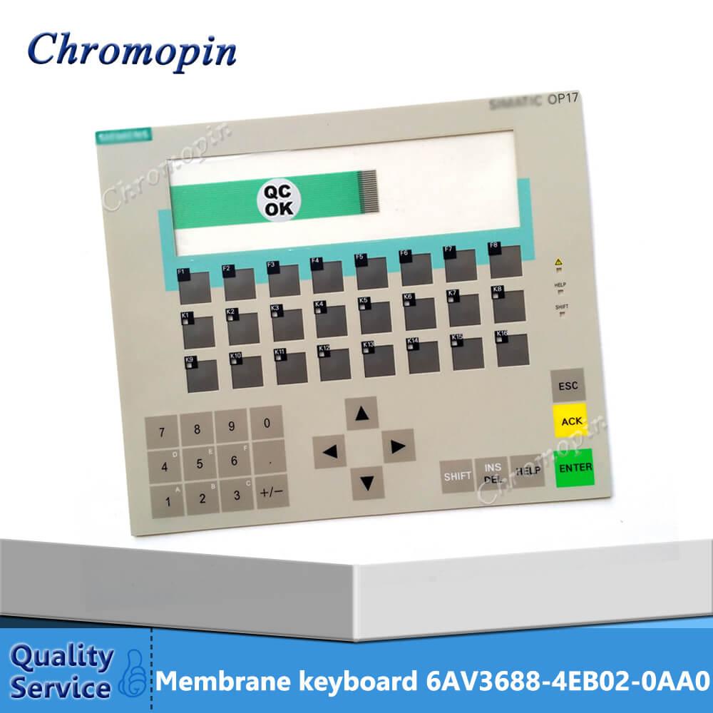 все цены на Membrane keyboard for 6AV3688-4EB02-0AA0 6AV3 688-4EB02-0AA0 6AV3617-4EB42-1AA0 6AV3 617-4EB42-1AA0 OP17 онлайн