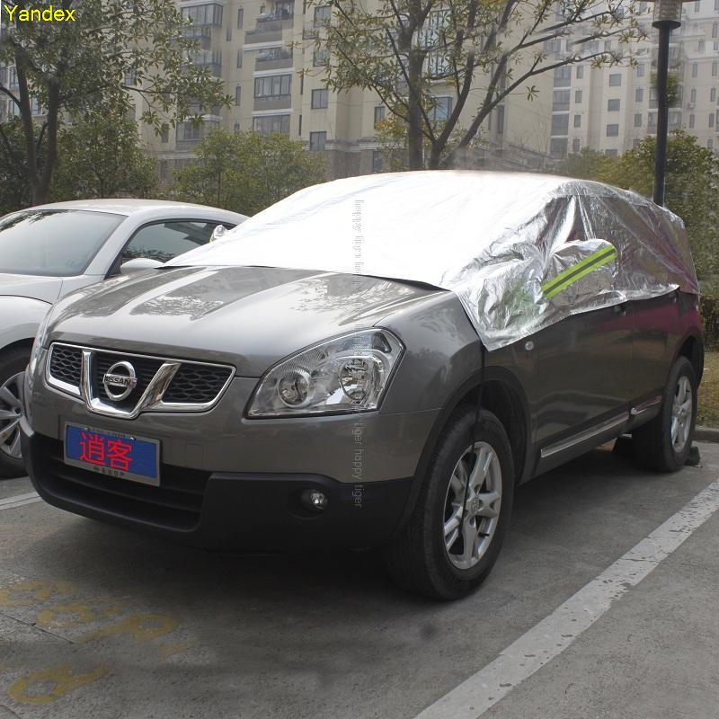 Cars Kleding.Yandex Aluminium Zonnebrandcreme Car Cover Zonnescherm Zon
