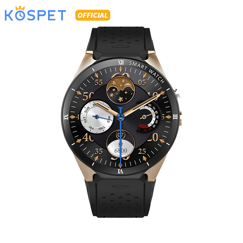 KOSPET KW88 PRO 1GB 16GB 1 39 Bluetooth 4 0 Android 7 0 Quad Core Touch