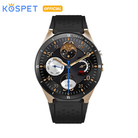 KOSPET KW88 PRO 1GB 16GB 1.39 Bluetooth 4.0 Android 7.0 Quad Core Touch Screen MTK6580 GPS Wearable Device 3G Smart Watch Phone