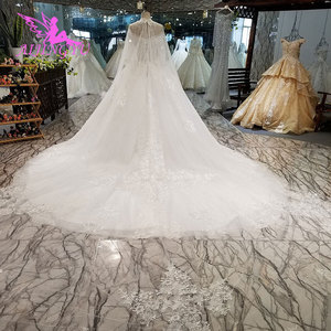 Image 5 - AIJINGYU Vintage Brush Suzhou Gown Vintage Suits For The Bride Simple With Sleeves Indian Gowns Long Sleeve Wedding Dresses