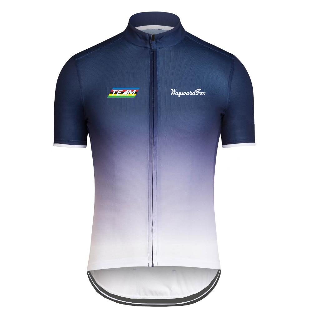 Mens Cycling Jerseys MTB Road Cycle Jersey Short Sleeve Bike Shirt Tops Clothing