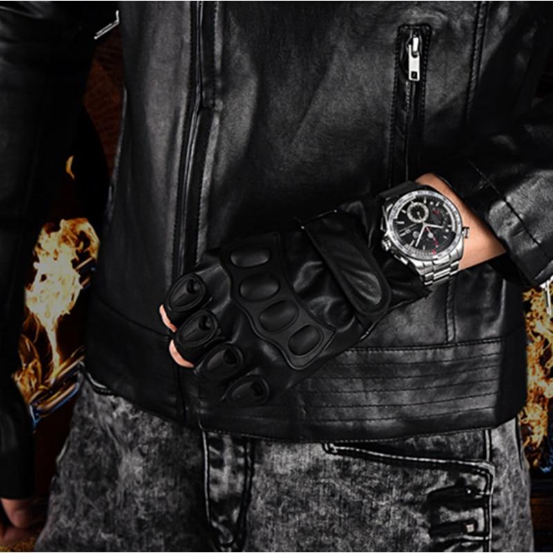 PAGANI DESIGN Chronograph Men's watch Men's quartz watch Stainless steel watch Multifunction Waterproof Quartz watch