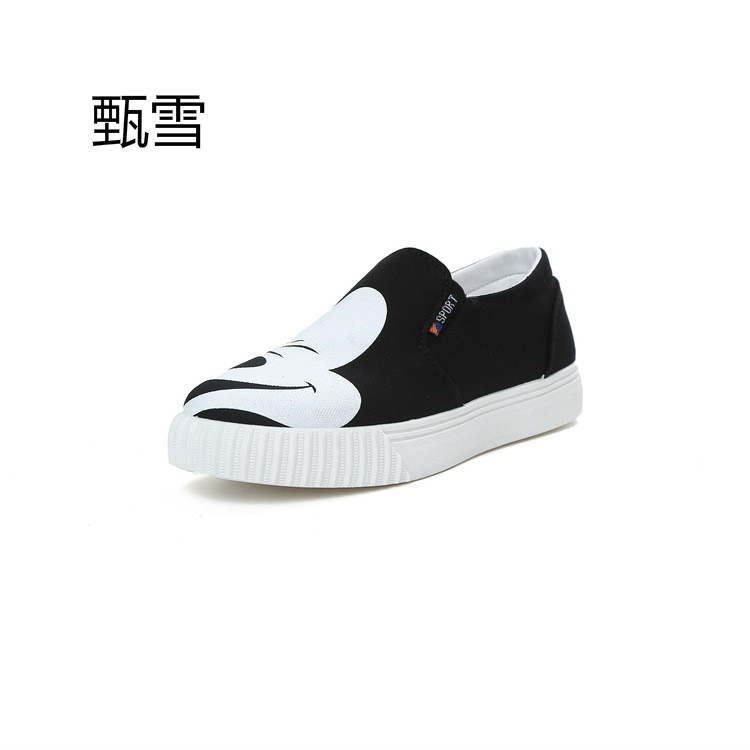 New personality comfort 2017 new cartoon complete with casual shoes new
