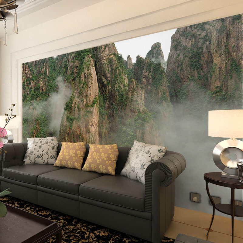 Amazing Nature Landscape Photo Print Home Decor Wall Mural Wallpaper For Living Room Bedroom