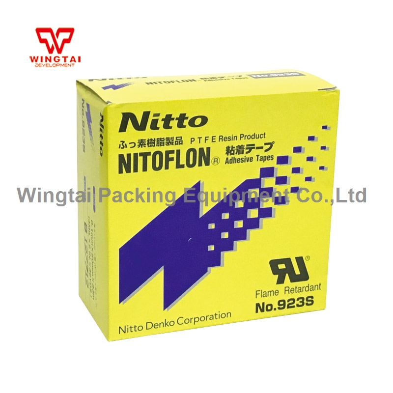 3 Pcs T 0.10mm* W 50mm* L33m 923S Good quality NITOFLON PTFE Adhesive Tape3 Pcs T 0.10mm* W 50mm* L33m 923S Good quality NITOFLON PTFE Adhesive Tape