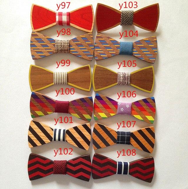 Regalos Personalizados Con Fotos Para Hombres.94 87 Corbata Para Hombre De Madera Regalos Personalizados Lazos Elegantes Vintage Madera Pajarita Ajustable Boda Boda Conjuntos En Las Mujeres