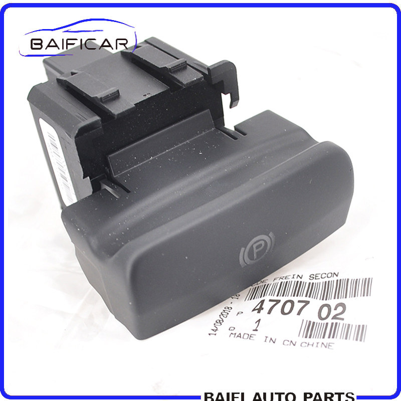 Baificar Brand New Genuine Switch Parking Brake Electronic Handbrake Hand Brake Switch 470702 For Citroen C4