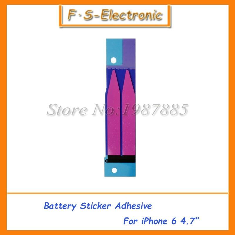 50 pcs/lot New Replacement <font><b>Battery</b></font> Sticker Adhesive <font><b>Pull</b></font> Strip <font><b>Tab</b></font> For iPhone 5s 5c 6 4.7&#8243; 6 plus 5.5&#8243; Repair Part Free shipping