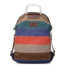2016 crossbody Сумка женская большой емкости портативный холст сумка три многофункциональные сумки 842