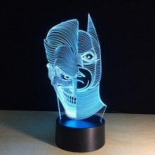 lampe deux-Face chauve-souris Base