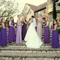 2016 verano sexy púrpura damas de honor convertible multiway maxi dress mujeres sexy wrap dress long dress s femme robe longue