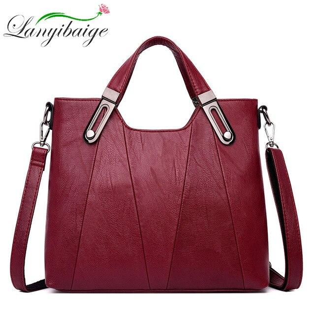 2019 nouvelles femmes Sac à bandoulière Messenger sacs à Main en cuir de luxe femmes sacs Designer célèbre marque femme sacs à bandoulière Sac à Main