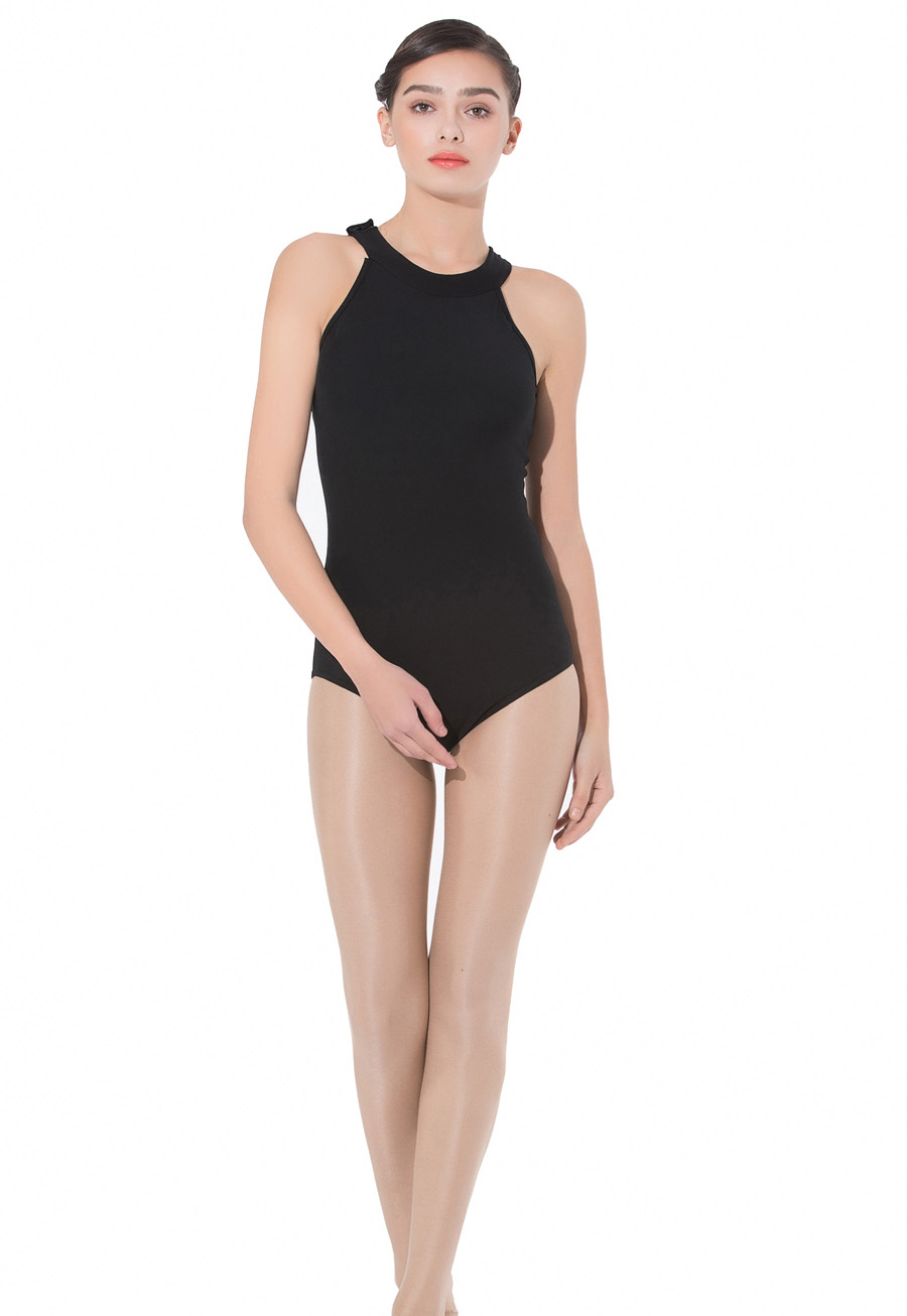 الباليه اللباس للمرأة عالية الرقبة - منتجات جديدة