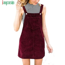 Buy women pinafore dress and get free shipping on AliExpress.com dfecc7aabebb