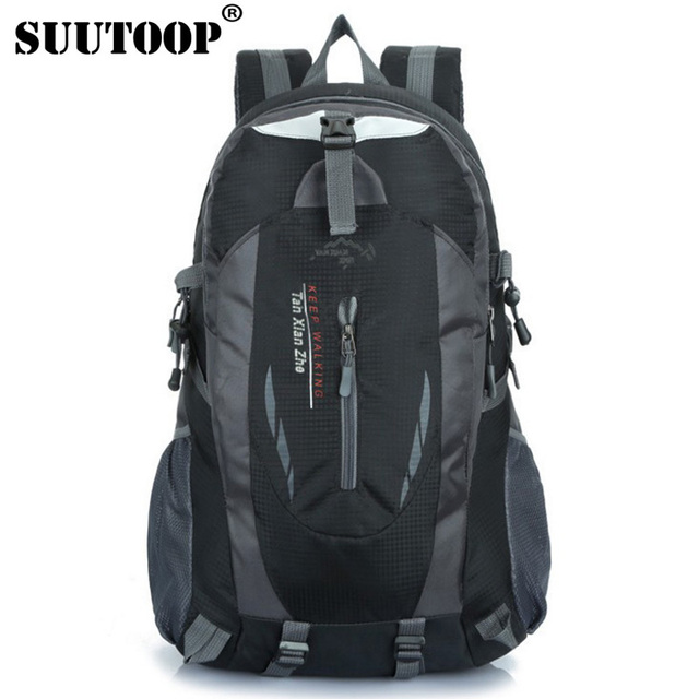 Hot Sale Men s Black Backpack Waterproof Back Pack Laptop Mochila High  Quality Designer Nylon Backpacks Male ... 5c042e4b14c74