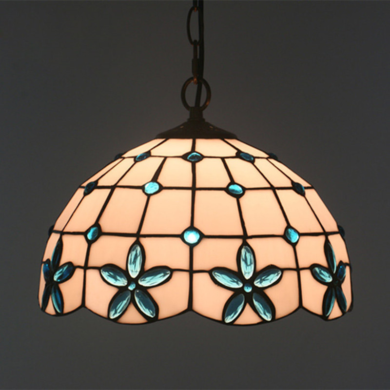 Tiffany Mediterranean Light Fixtures