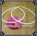 Wholesale 5mm  plastic headband 100pcs/lot free shipping