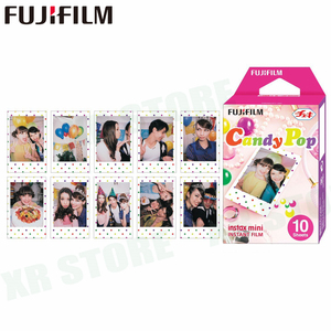 Image 5 - Fujifilm 10 100 Sheets Alice Cartoon Instant Photo Paper cartoon Film For Fuji Instax Mini 11 9 8 70 7s 50s 90 25 Share SP 1 2