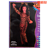 Costume Ball Child Leopard Sexy Cat Girl Halloween Costume Costume Cat Women S Clothing
