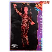 Costume Ball Child Leopard Sexy Cat Girl Halloween Costume Costume Cat Women S Clothing