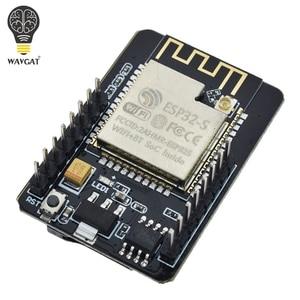 Image 3 - ESP32 CAM ESP 32S WiFi Module ESP32 serial to WiFi ESP32 CAM Development Board 5V Bluetooth with OV2640 Camera Module