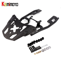 KEMiMOTO For YAMAHA MT 09 MT09 MT 09 FZ09 FZ 09 2017 Motorcycle Accessories Rear Carrier Luggage Rack
