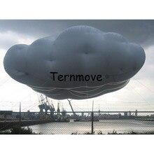 Надувной Гелиевый шар в облаке для продажи надувной Гелиевый шар для рекламы гигантский надувной воздушный шар в облаке