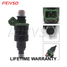 PEIVSO 23250-70010 23209-70010 Renovation fuel injector for TOYOTA COROLLA / MARK 2 / CROWN / CRESSIDA 1.6L 4AELU / 2.0L 1GEU storm 70010 p l