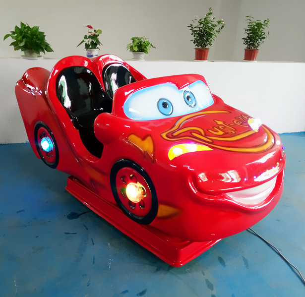 hot sales FRP kiddie ride on toy cars,coin operated kiddie ride,coin swing riders for kids Swing Machine