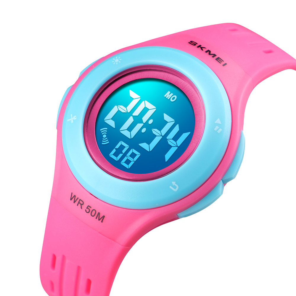 2018 New Arrival Skmei Watch Children Sport Digital Waterproof Wrist Watch Kid Watch Children Writwatches