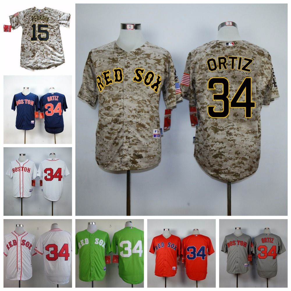 pick up b5b85 c2db4 ireland boston red sox 15 dustin pedroia 2013 cream jersey ...