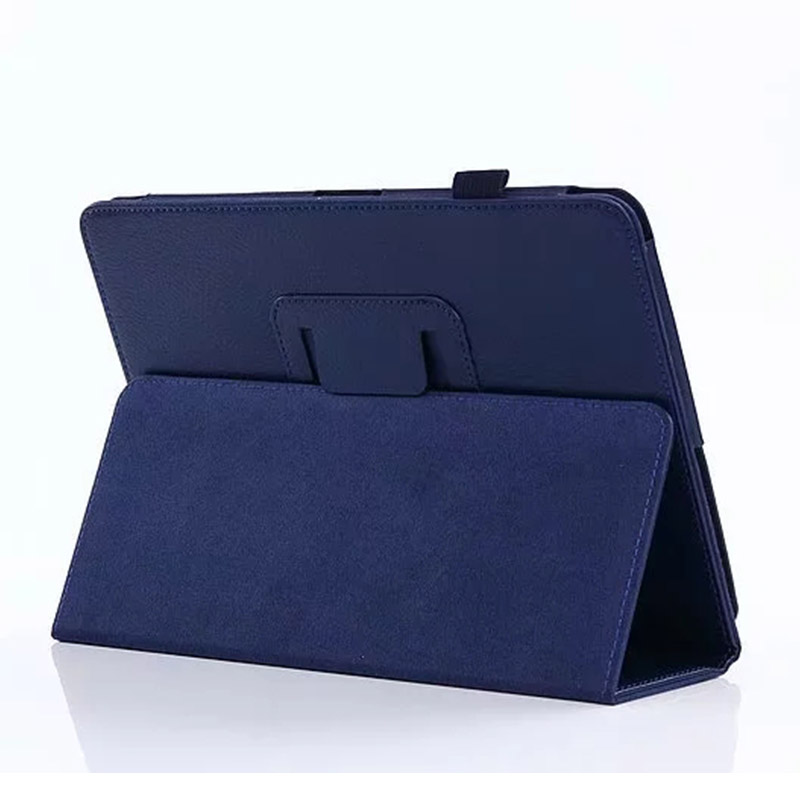 200Pcs/Lot Folio PU Leather Slim Stand Cover Case With Auto Wake / Sleep For HUAWEI Mediapad T3 10.0 Inch Tablet