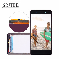 ORIGINAL 5 2 For SONY Xperia Z2 D6502 D6503 D6543 LCD Display Touch Screen Digitizer Replacement