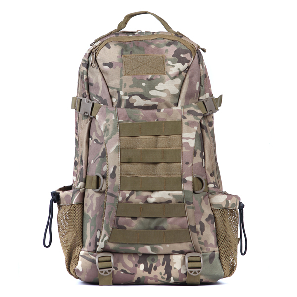 Outdoor Large Capacity Hiking Camping Bag Army Military Tactical Trekking Rucksack Nylon Climbing Backpack Camo Bag 9 Color qg0784 men women outdoor military army tactical canvas backpack camping hiking trekking sport bag large capacity backpack