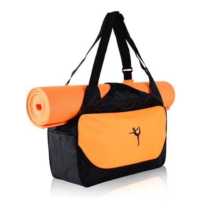 ★  Спортивная женская сумка для фитнеса Duffel Gym Bag Yoga (без коврика для йоги) ✔