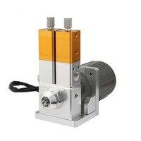 Válvula de agitação do motor dinâmico  dois-líquido elétrica parafuso válvula de mistura