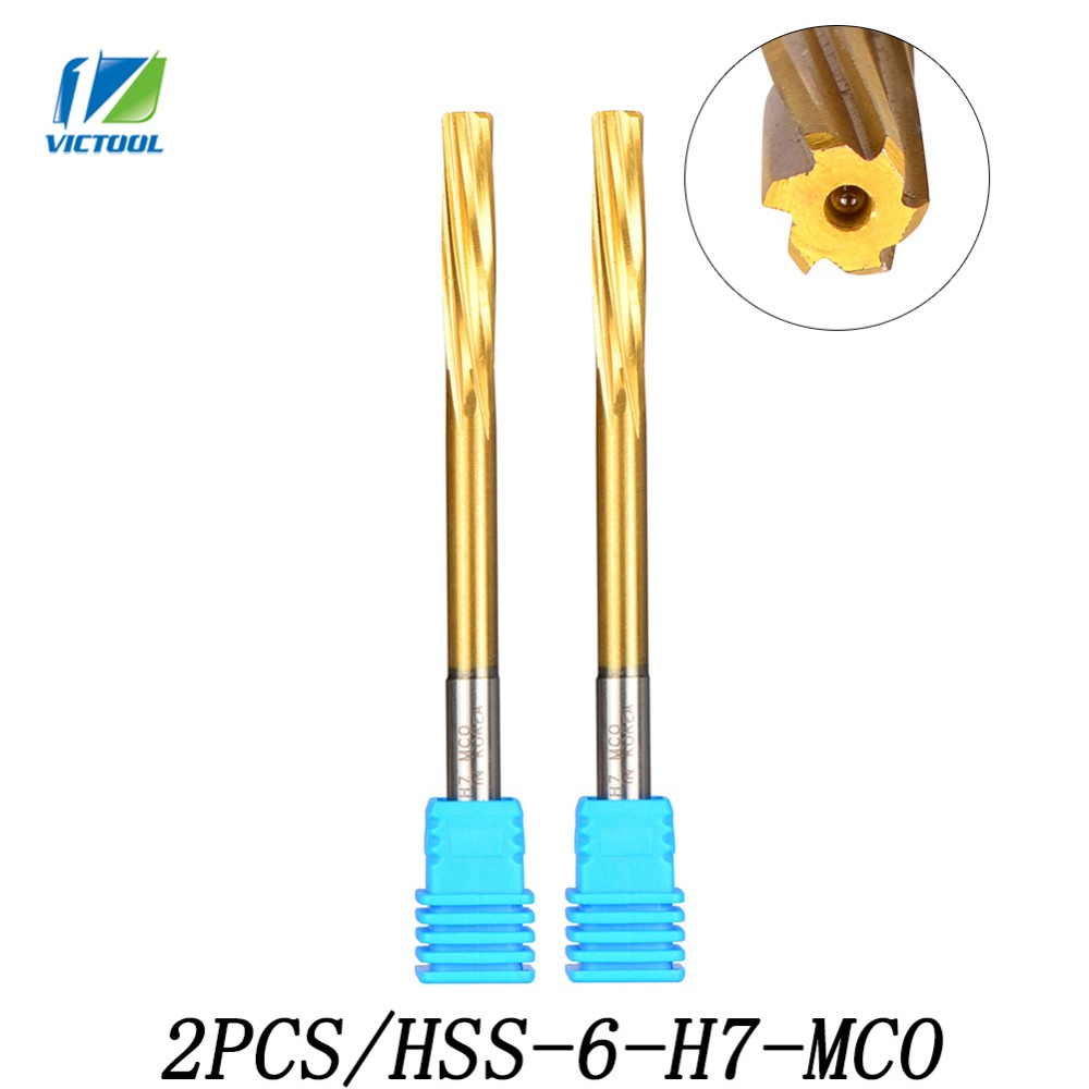 2pcs/set HSS 6-H7-MCO Spiral Reamers Drill Spiral Reamer Precision H7 Free Shipping Cobalt High Speed Steel Screw Reamer Cutters чехол на сиденье skyway chevrolet cobalt седан ch2 2