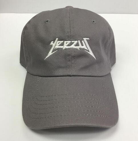 054a91daf4a Yeezus Hat Glastonbury Unstructured Dad Cap 350 750 Yeezy Tour Kanye West 6  panel caps hats for men and women Free shipping-in Baseball Caps from  Apparel ...