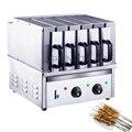 Коммерческая Бездымная электрическая печь для барбекю с температурным контролем 5 групп Электрический гриль 220В 1 шт.