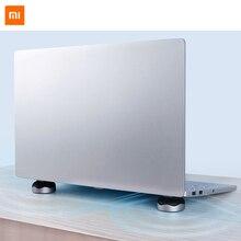 Neue Xiaomi Mijia Hagibis Notebook cooling pad Magnet adsorption Physikalische kühlung Stabile anti slip Wissenschaftliche zu schützen augen