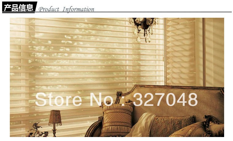 New Arrival Shangri La Blinds Silhouette Shade Roller For Living RoomChina